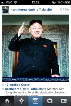 Instagraph — Instagram pra Windows Phone, mas FUJAM!
