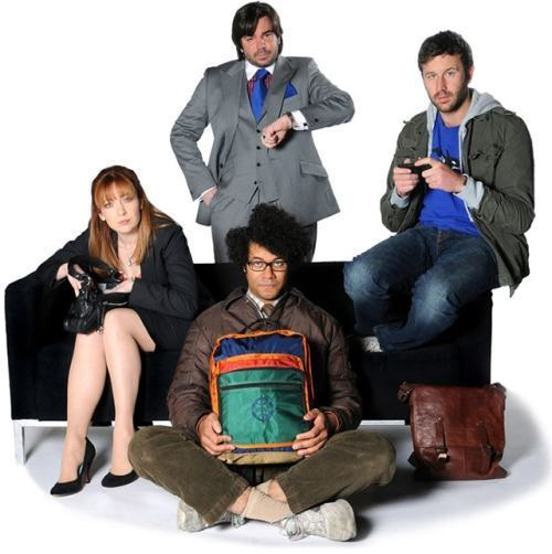 The IT Crowd cast
