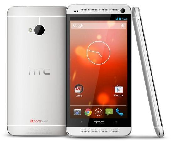 HTC One Android Stock