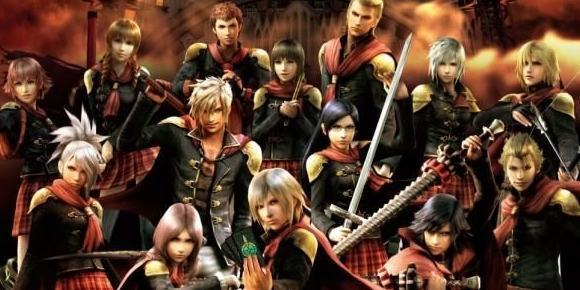 Square-Enix tira tradução de fãs de Final Fantasy Type-0 do ar