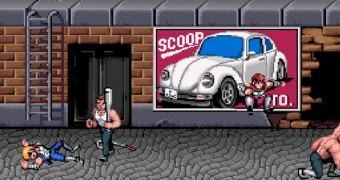 Trilogia Double Dragon chegará esta semana ao PC