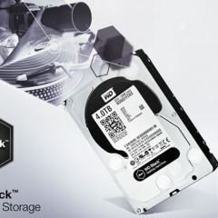 HD Western Digital WD Black 4 TB — Review