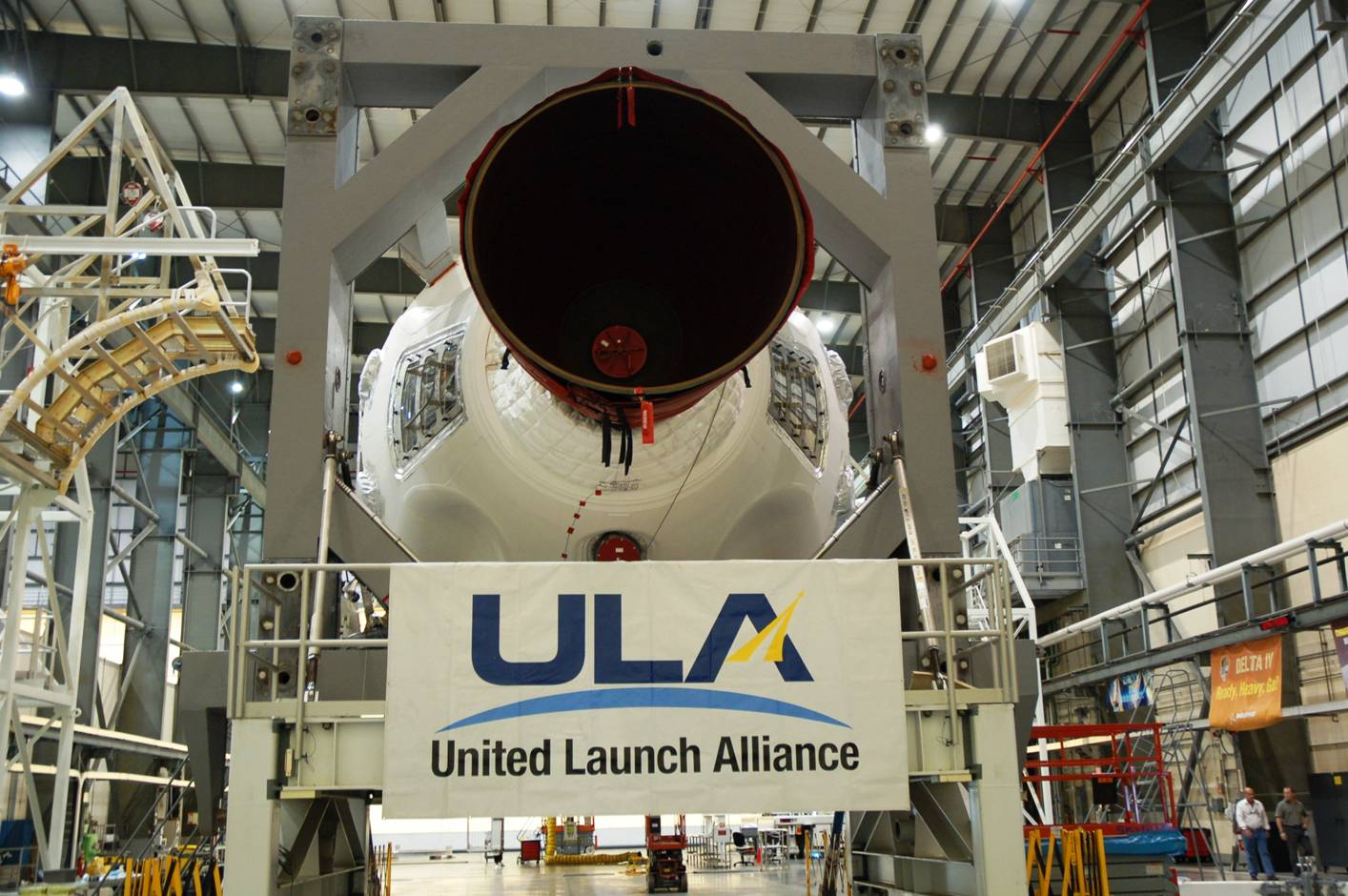 Working At United Launch Alliance