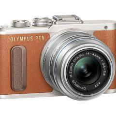 Olympus Pen E-PL8 — mirrorless para as massas
