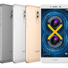 CES 2017 — Huawei lança o Honor 6X no ocidente