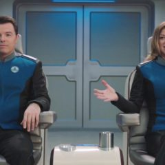 Confirmado, The Orville é basicamente Star Trek disfarçado de Family Guy