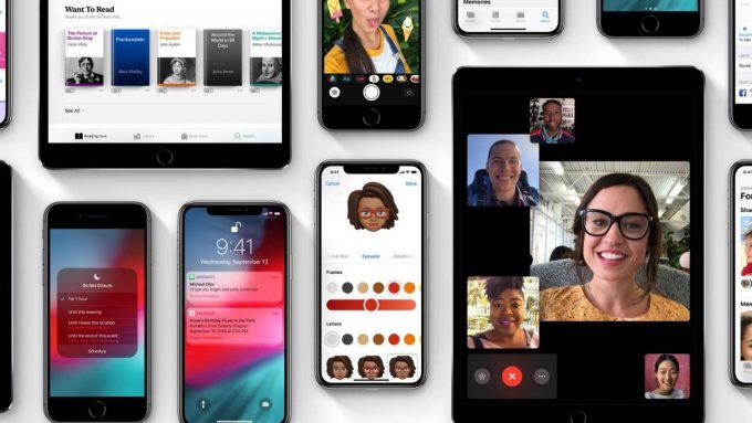 Apple / iOS 12 / jailbreak