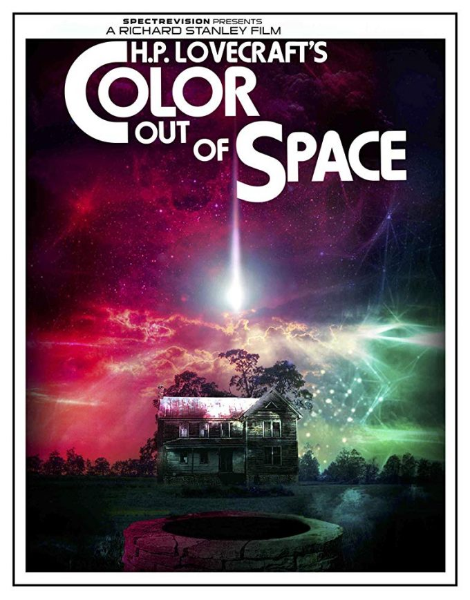 Poster de Color Ouf of Space