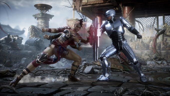 NetherRealm Studios / Mortal Kombat 11: Aftermath