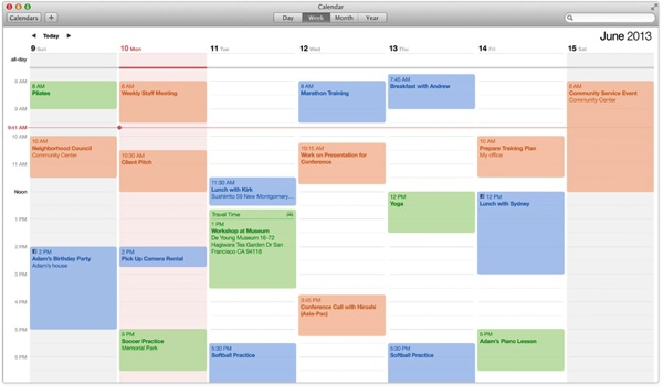 calendario-osx-maverick