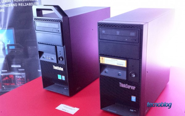 ThinkStation E32 e ThinkServer