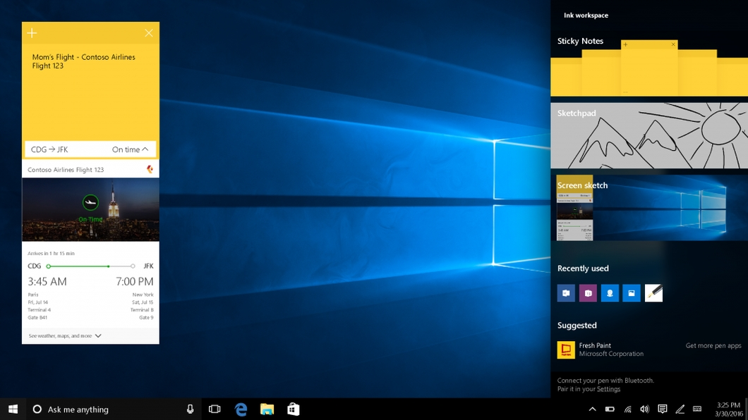 Estas so as principais novidades da atualizao de aniversrio do windows 10 anniversary update ccuart Image collections