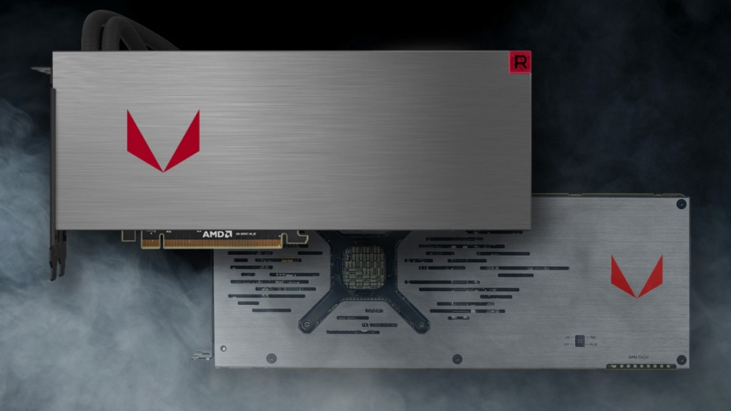 Radeon RX Vega 64 Liquid Cooled Edition