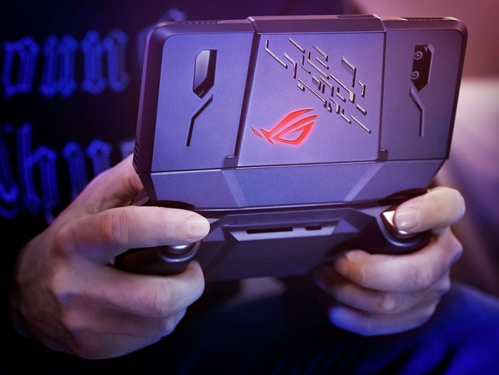 TwinView Dock do Asus ROG Phone