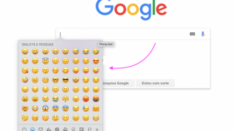 Como ativar o teclado de emoji do Google Chrome