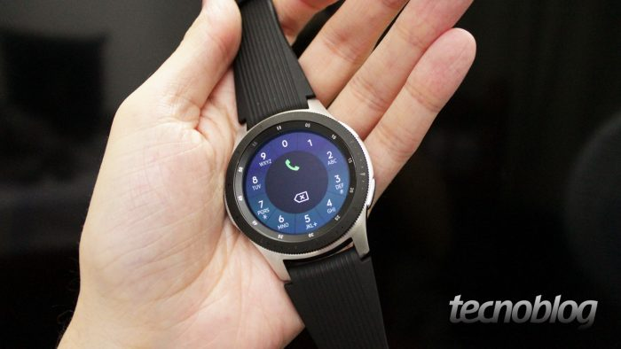 Galaxy Watch com 4G