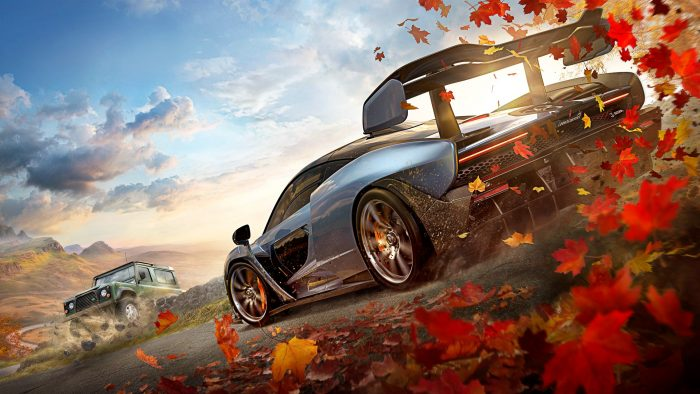 Forza Horizon 4 / Xbox One X