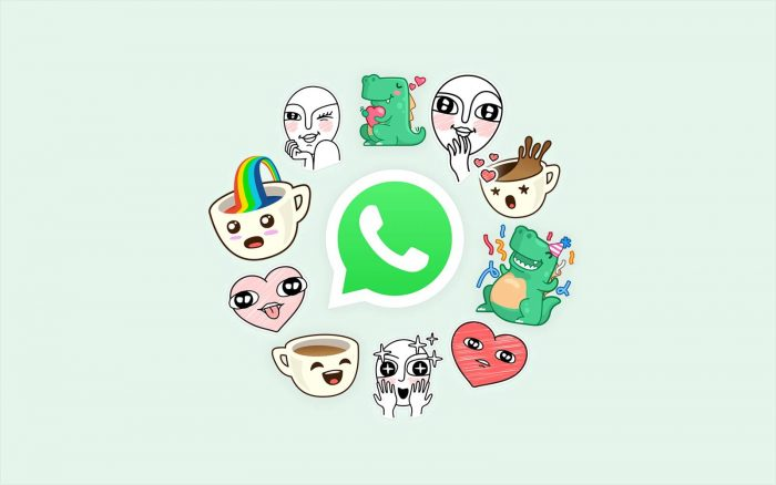 WhatsApp - stickers