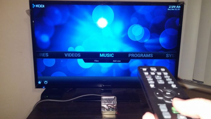 Raspberry Pi Media Center / o que fazer com raspberry pi