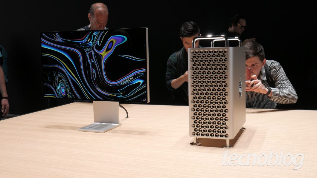Apple Mac Pro (2019) e Pro Display XDR