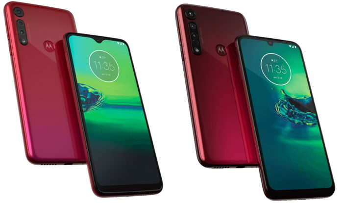 Moto G8 Play e G8 Plus