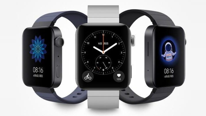 Xiaomi Mi Watch é um clone do Apple Watch com Wear OS e preço menor