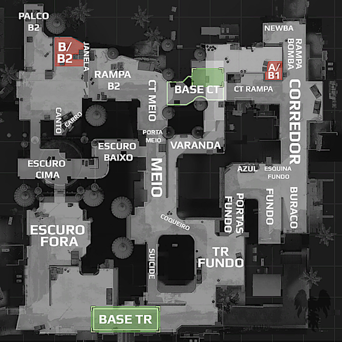 Valve / Counter-Strike: Global Offensive / mapas cs go