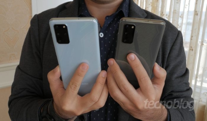 Samsung Galaxy S20, S20+ e S20 Ultra - Hands-on