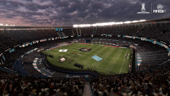 Estádio El Cilindro, do Racing Club, da Argentina