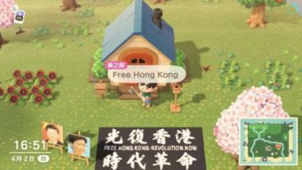 China restringe Animal Crossing por imagens sobre Hong Kong