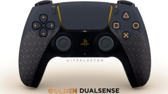 DualSense: internet repensa visual do controle do PlayStation 5