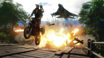 Epic Games Store oferece Just Cause 4 grátis para PC