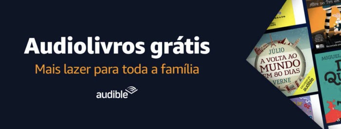 audible brasil amazon