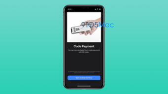 Código do iOS 14 revela pagamento via QR Code com Apple Pay