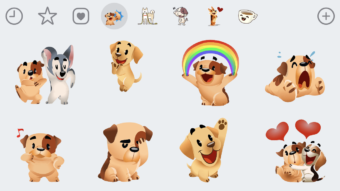 WhatsApp libera stickers animados no iPhone, Android e web