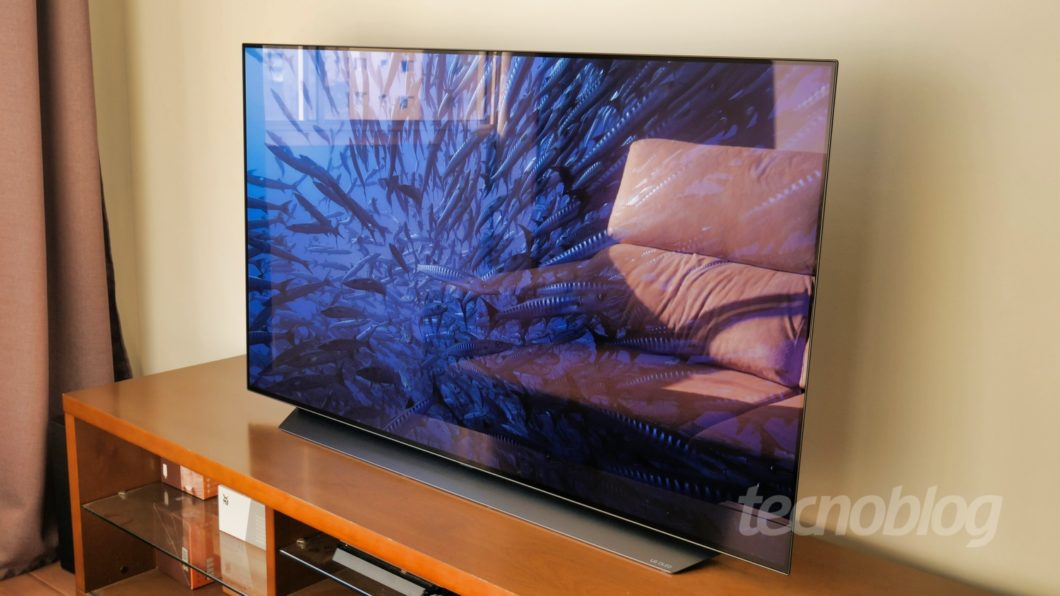 TV OLED LG CX - Review