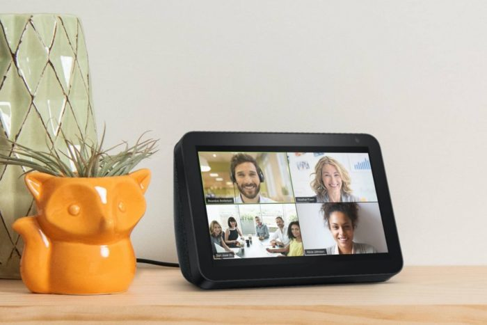 zoom no amazon echo show