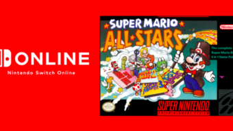 Nintendo Switch Online de setembro tem Super Mario All-Stars do SNES