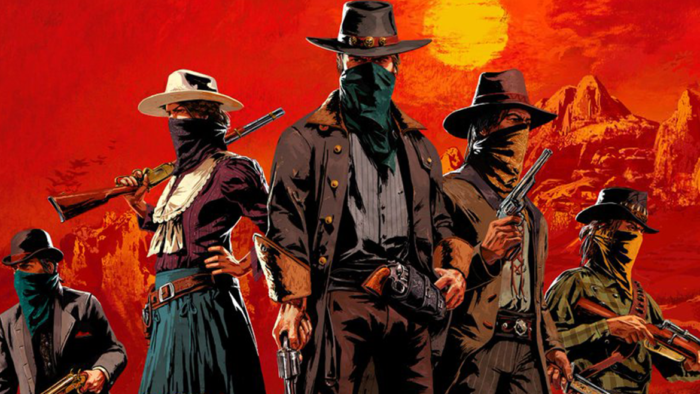 Red Dead Online will be sold for PS4, Xbox One and PC (Image: Rockstar / Disclosure)