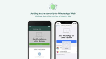 WhatsApp Web ganha bloqueio por biometria no Android e iPhone