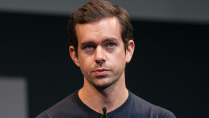 Jack Dorsey, CEO do Twitter (Imagem: JD Lasica/Flickr)